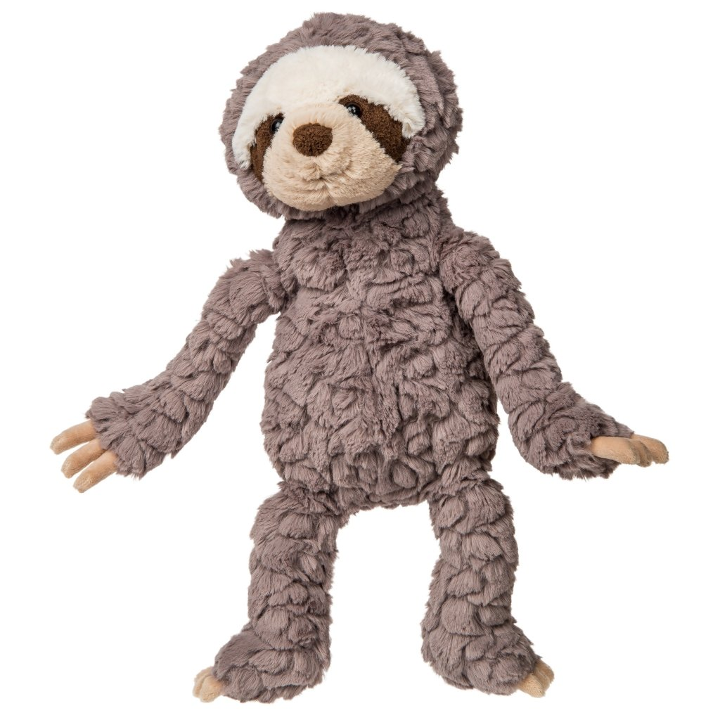 Bambinista-MARY MEYER-Toys-Grey Putty Sloth