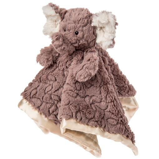 Bambinista-MARY MEYER-Toys-Putty Elephant Character Blanket