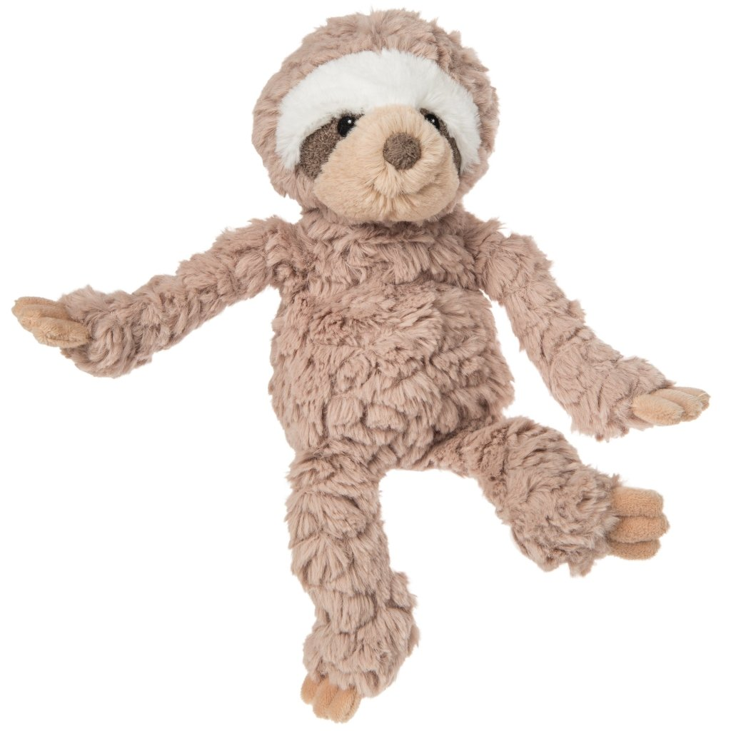Bambinista-MARY MEYER-Toys-Putty Nursery Sloth