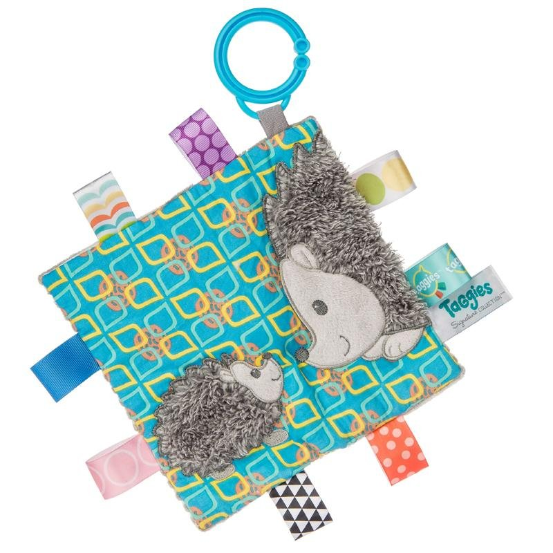 Bambinista-MARY MEYER-Toys-Taggies Heather Hedgehog Crinkle Me
