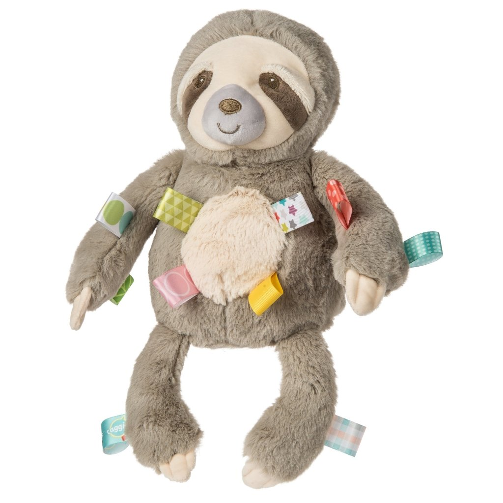 Bambinista-MARY MEYER-Toys-Taggies Molasses Sloth Soft Toy