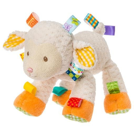 Bambinista-MARY MEYER-Toys-Taggies Sherbet Lamb – 12″