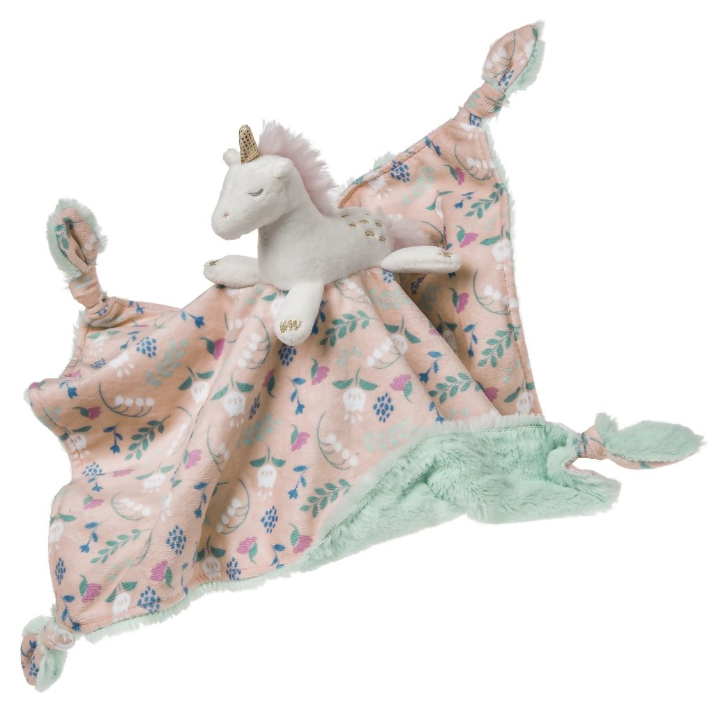 Bambinista-MARY MEYER-Toys-Twilight Baby Unicorn Character Blanket