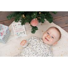 Bambinista-MILESTONE-Gifts-Baby Photo Cards - Baby's First Special Moments Christmas