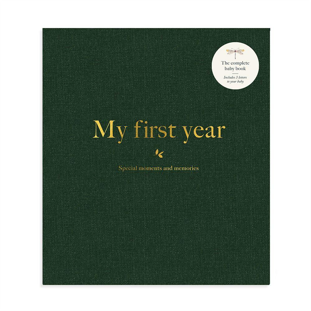 Bambinista-MILESTONE-Gifts-My First Year ABC Album
