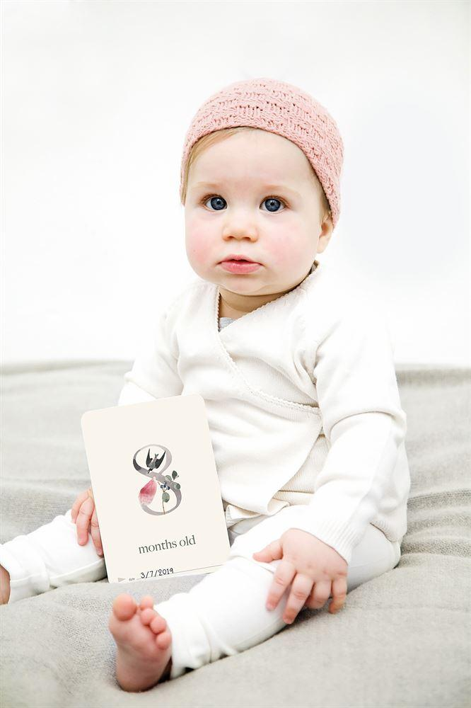 Bambinista-MILESTONE-Gifts-My First Year ABC Photo Cards