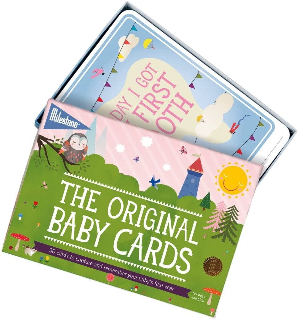 Bambinista-MILESTONE-Gifts-The Original Baby Cards by Milestone™
