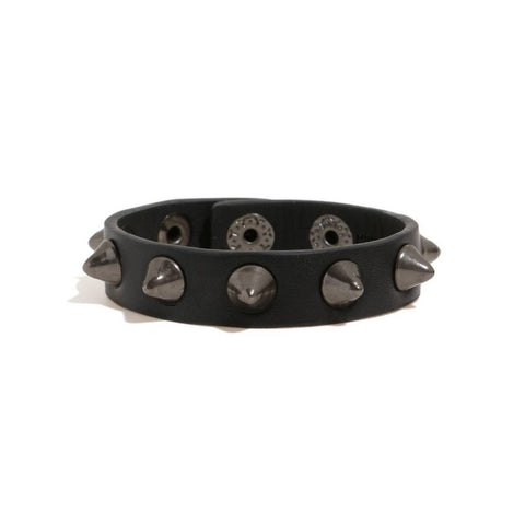 Bambinista-MINIMAN-Accessories-Toddler / Kids Leather Bangle Mini Punk