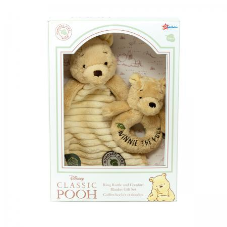 Bambinista-RAINBOW DESIGNS-Toys-Hundred Acre Wood Winnie the Pooh Gift Set