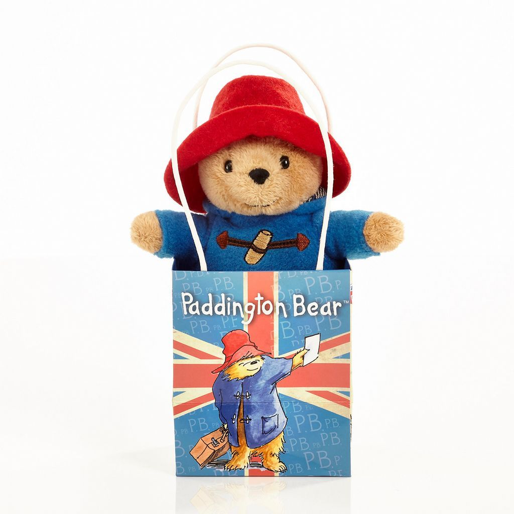 Bambinista-RAINBOW DESIGNS-Toys-PADDINGTON Bear in Bag