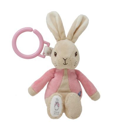 Bambinista-RAINBOW DESIGNS-Toys-PETER RABBIT Flopsy Jiggle Attachable