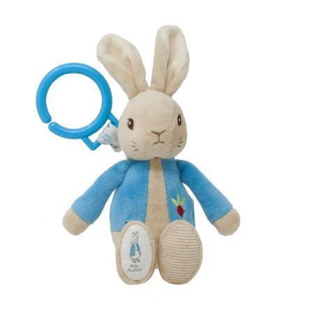 Bambinista-RAINBOW DESIGNS-Toys-PETER RABBIT Peter Jiggle Attachable