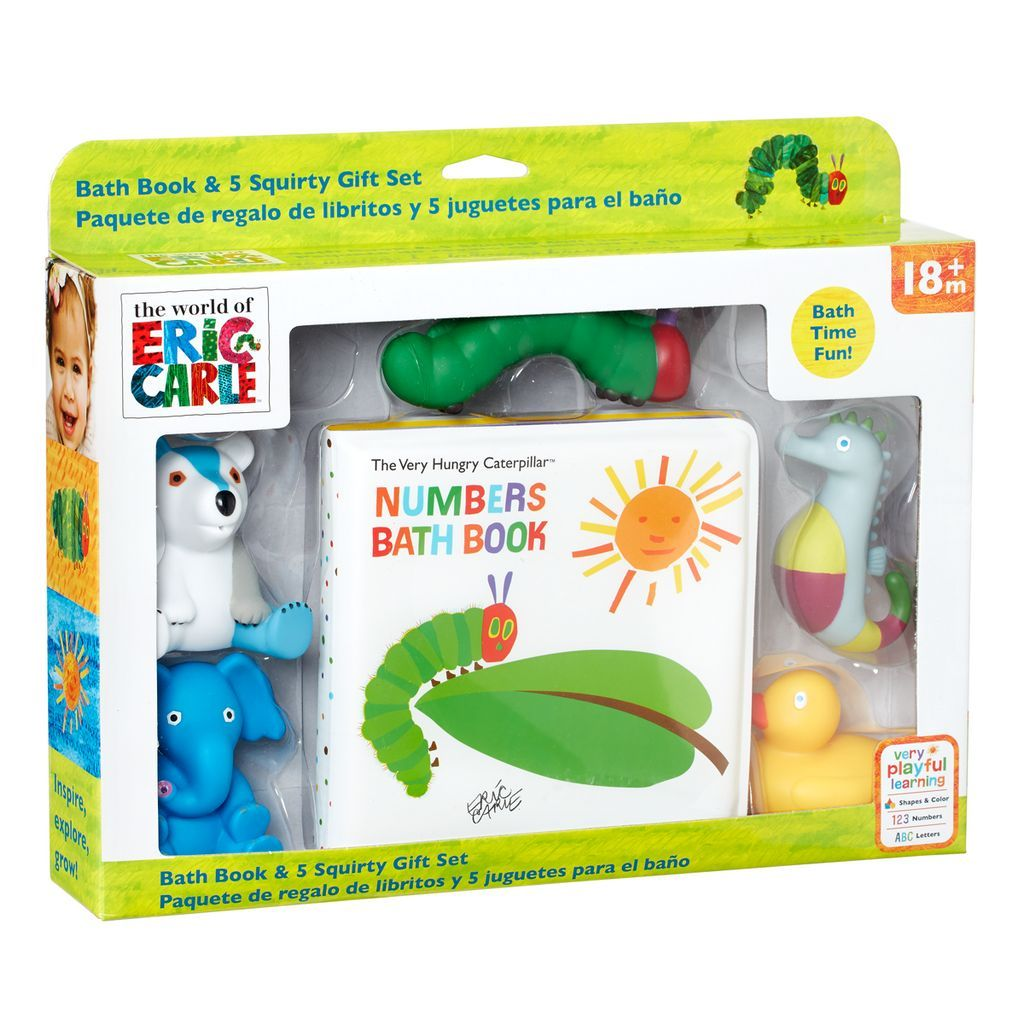 Bambinista-RAINBOW DESIGNS-Toys-VHC Bath Set