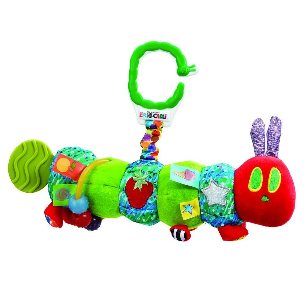 Bambinista-RAINBOW DESIGNS-Toys-VHC Developmental Caterpillar