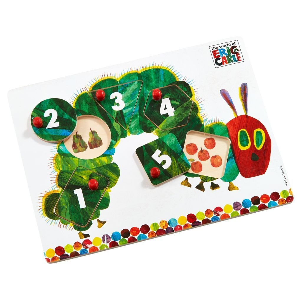 Bambinista-RAINBOW DESIGNS-Toys-VHC Peg Puzzle