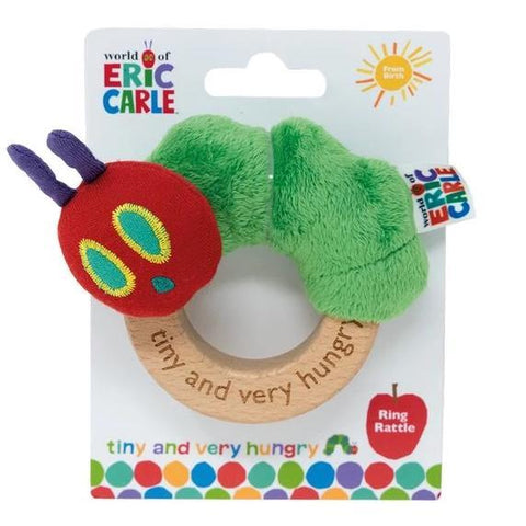 Bambinista-RAINBOW DESIGNS-Toys-VHC Tiny Caterpillar Rig Rattle