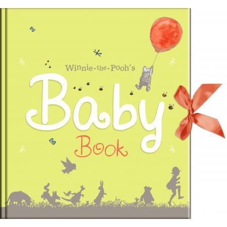Bambinista-RAINBOW DESIGNS-Toys-Winnie the Pooh Baby Book