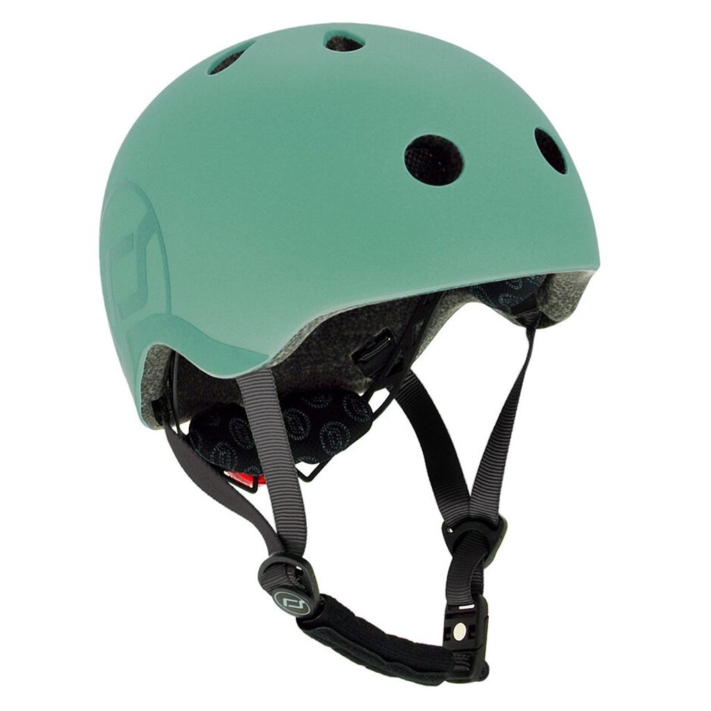 Bambinista-SCOOT AND RIDE-Toys-Helmet S-M - Forest