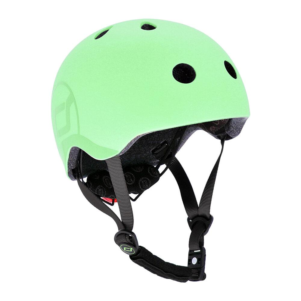 Bambinista-SCOOT AND RIDE-Toys-Helmet S-M - Kiwi