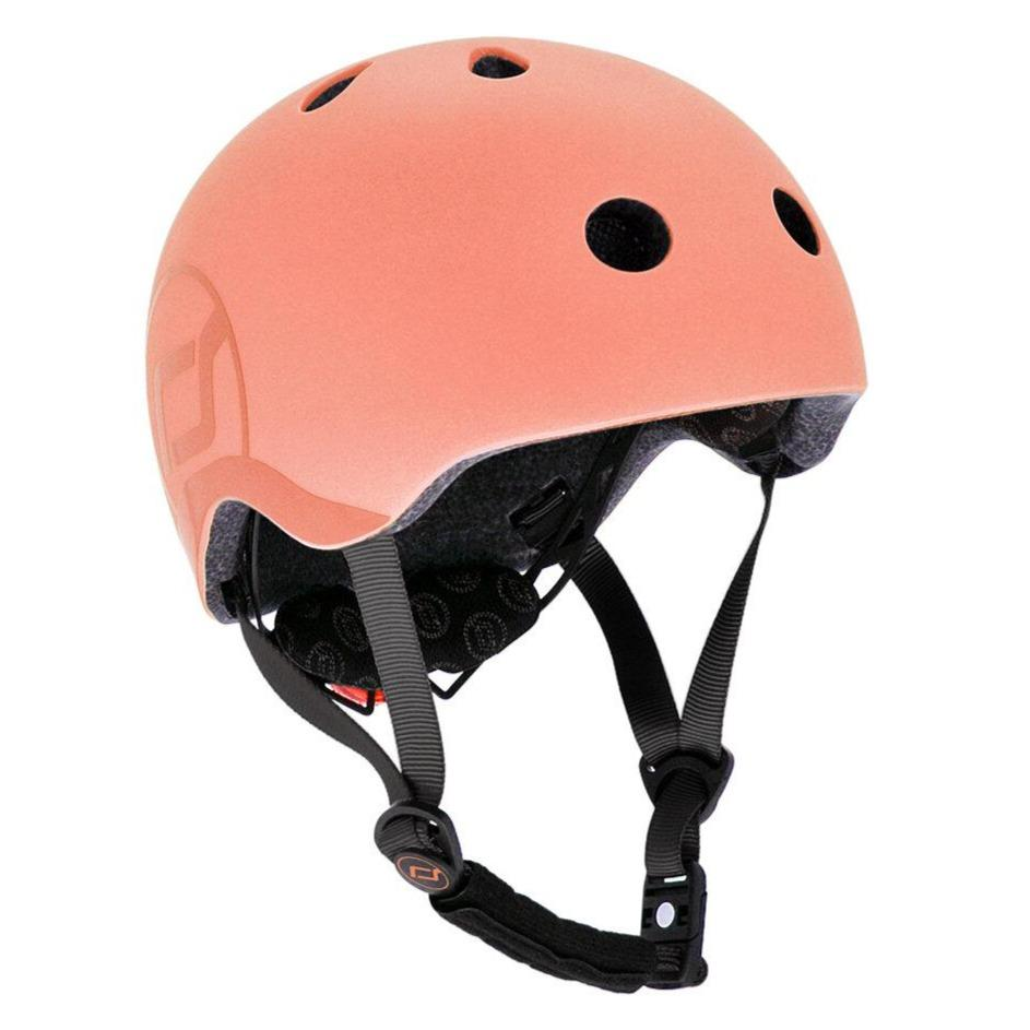 Bambinista-SCOOT AND RIDE-Toys-Helmet S-M - Peach