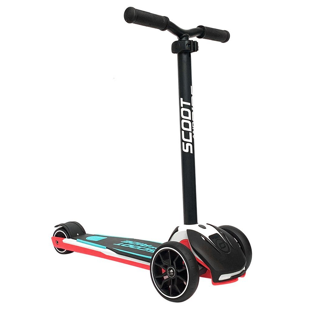 Bambinista-SCOOT AND RIDE-Toys-Highway Kick 5 - Coral