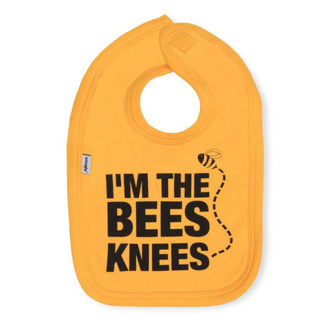Bambinista-SNUGLO-Accessories-Bib 'I'm The Bees Knees'