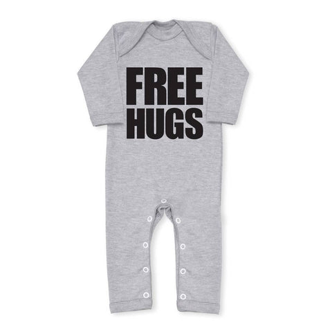 Bambinista-SNUGLO-Rompers-Romper 'Free Hugs'