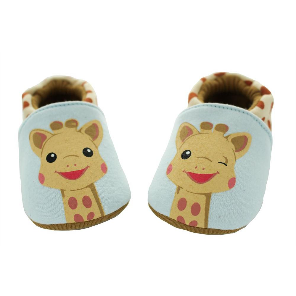 Bambinista-SOPHIE LA GIRAFE-Accessories-Baby Love Slippers