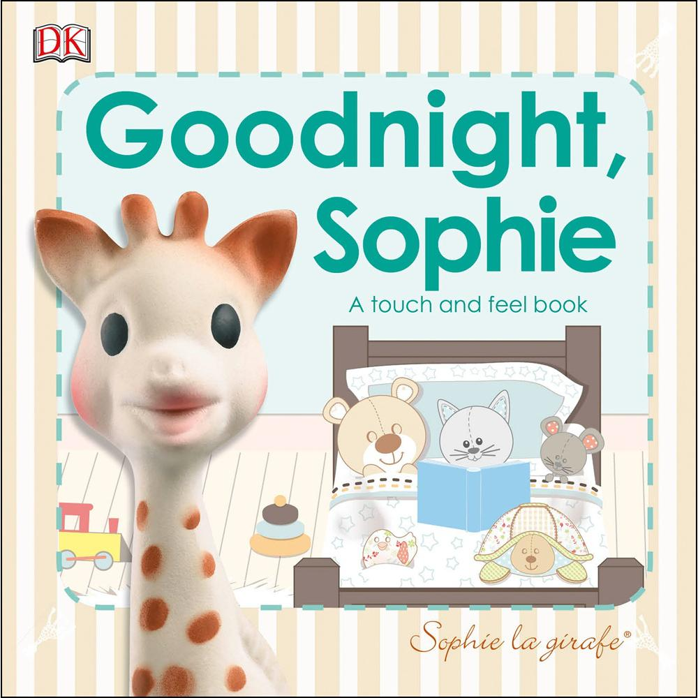 Bambinista-SOPHIE LA GIRAFE-Books-Sophie the Giraffe Goodnight Sophie Book