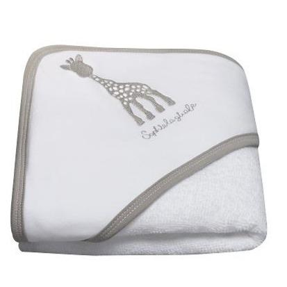 Bambinista-SOPHIE LA GIRAFE-Towels-Sophie the Giraffe Hooded Bath Towel in Gift Box