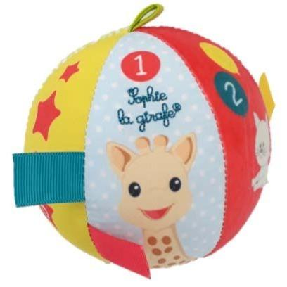 Bambinista-SOPHIE LA GIRAFE-Toys-Sophie the Giraffe My First Early-Learning Ball