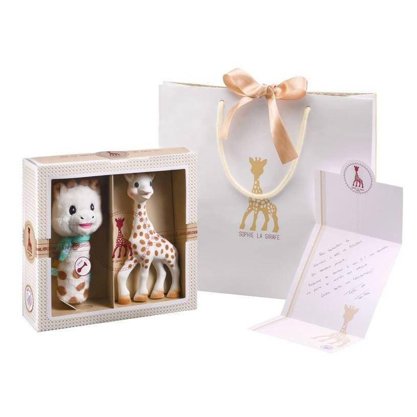 Bambinista-SOPHIE LA GIRAFE-Toys-Sophie the Giraffe - Sophiesticated The Sweetie Set