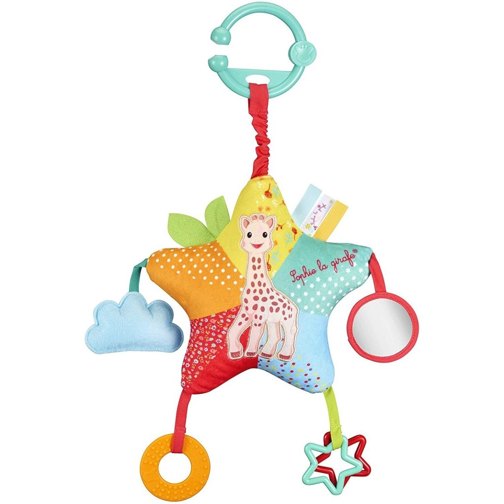 Bambinista-SOPHIE LA GIRAFE-Toys-Sophie the Giraffe Star Activities