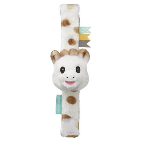 Bambinista-SOPHIE LA GIRAFE-Toys-Sophie the Giraffe - Sweetie Sophie Strap Rattle