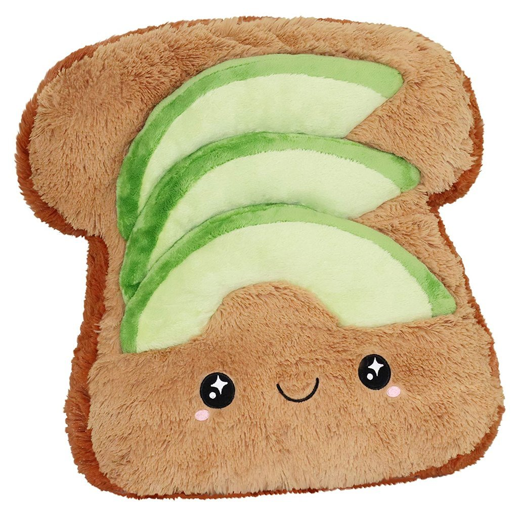 Bambinista-SQUISHABLE-Toys-Avocado Toast