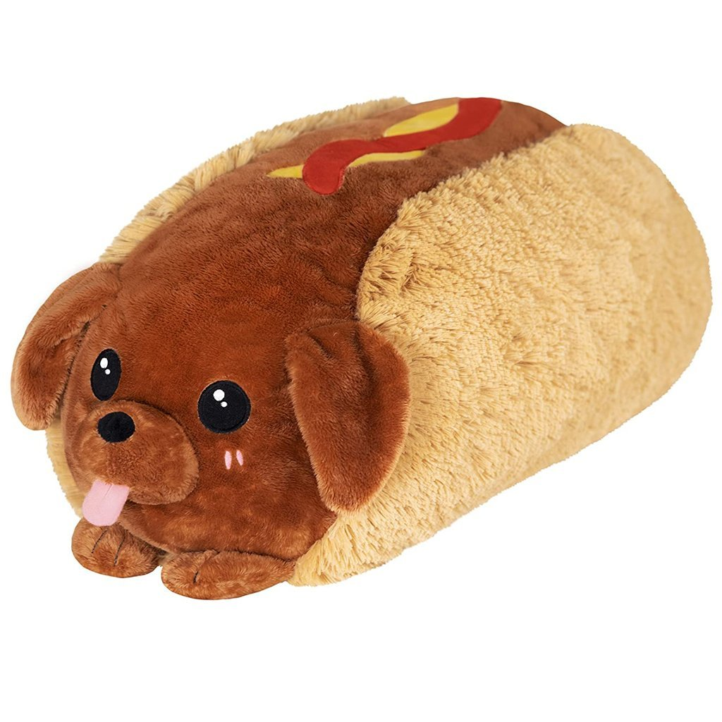 Bambinista-SQUISHABLE-Toys-Dachshund Hot Dog