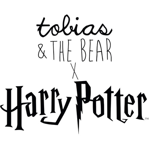 TOBIAS & THE BEAR - Harry Potter™ Romper & Bib Set - Rompers - Bambinista