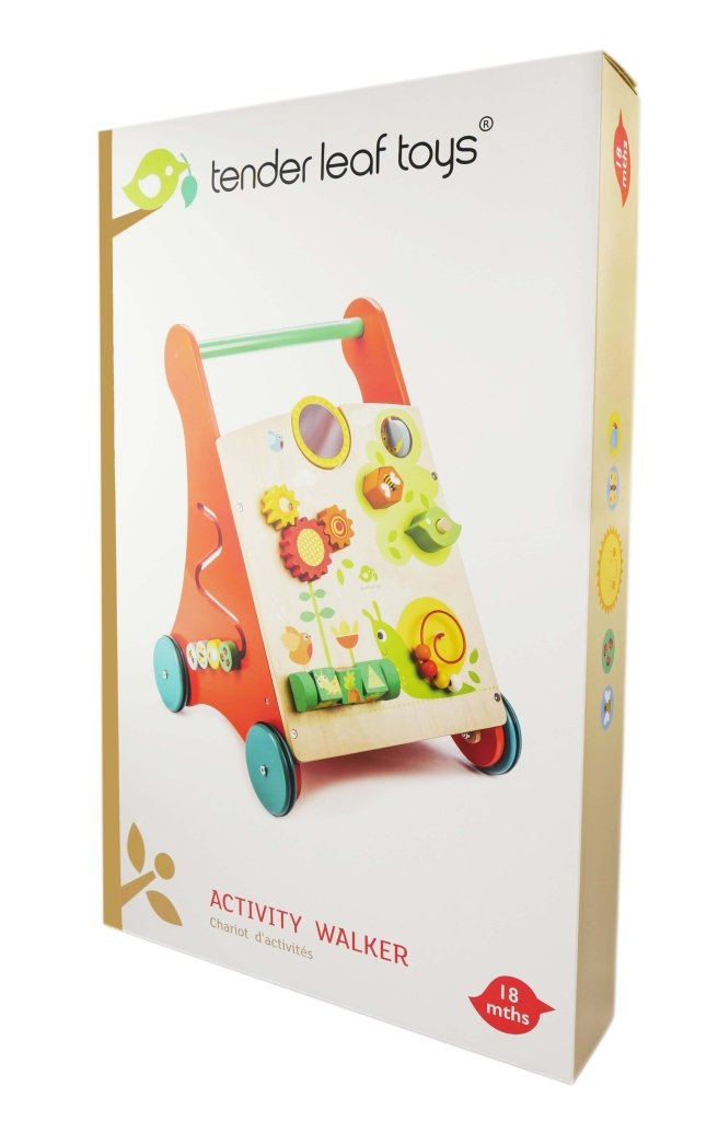 Bambinista-TENDER LEAF TOYS-Toys-Baby Activity Walker