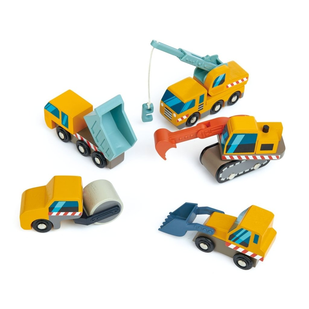 Bambinista-TENDER LEAF TOYS-Toys-Construction Site