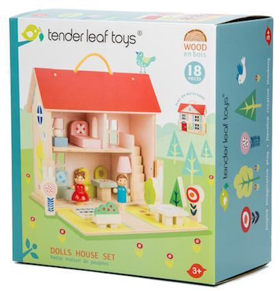 Bambinista-TENDER LEAF TOYS-Toys-Dolls House Set