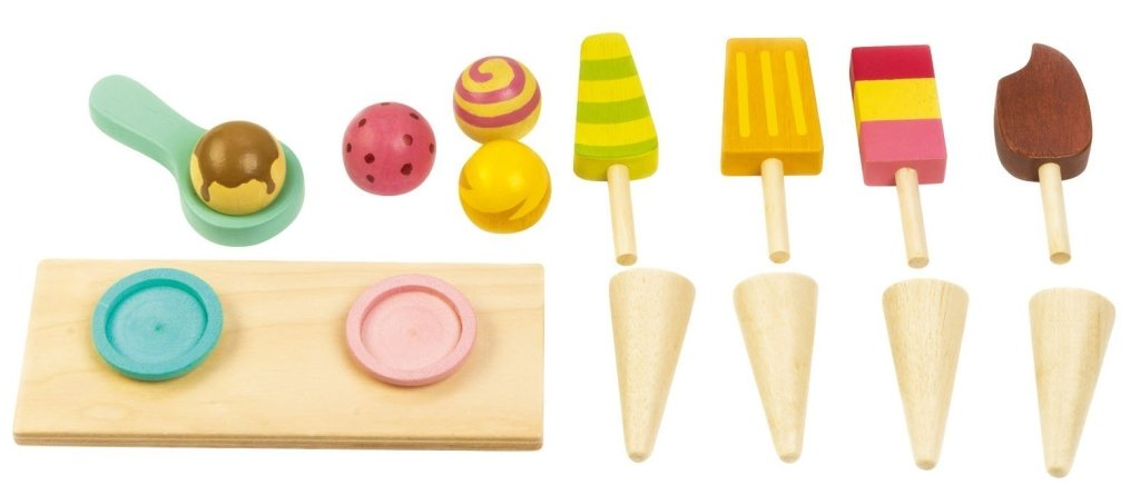 Bambinista-TENDER LEAF TOYS-Toys-Ice Cream Cart