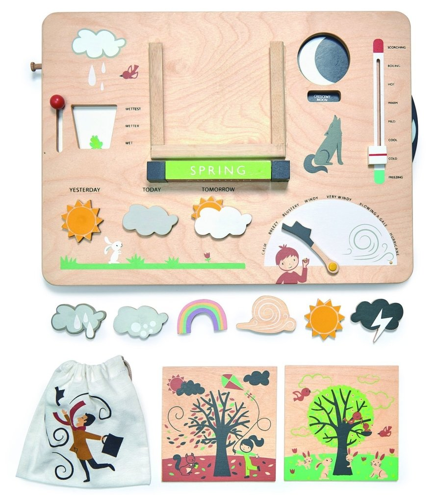Bambinista-TENDER LEAF TOYS-Toys-Weather Watch