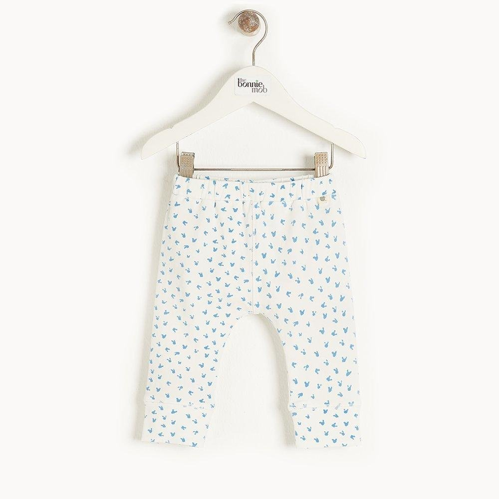 Bambinista-THE BONNIE MOB-Bottoms-Shizzle Leggings Blue