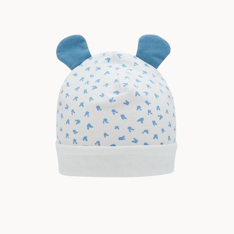 Bambinista-THE BONNIE MOB-Accessories-Softie Hat Blue