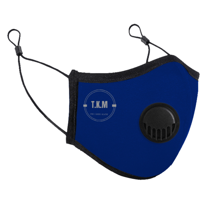 Bambinista-THE KIDS MASK-Accessories-TKM Adults Blue Antiviral and Antibacterial Mask - Innovation Oscar