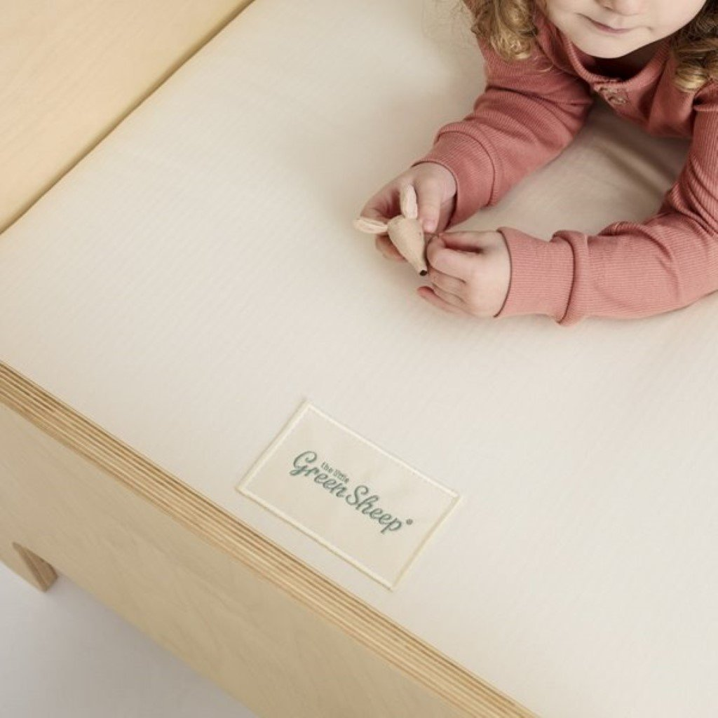Bambinista-THE LITTLE GREEN SHEEP-Bedding-The Little Green Sheep Organic Cot Bed Mattress - 70x140