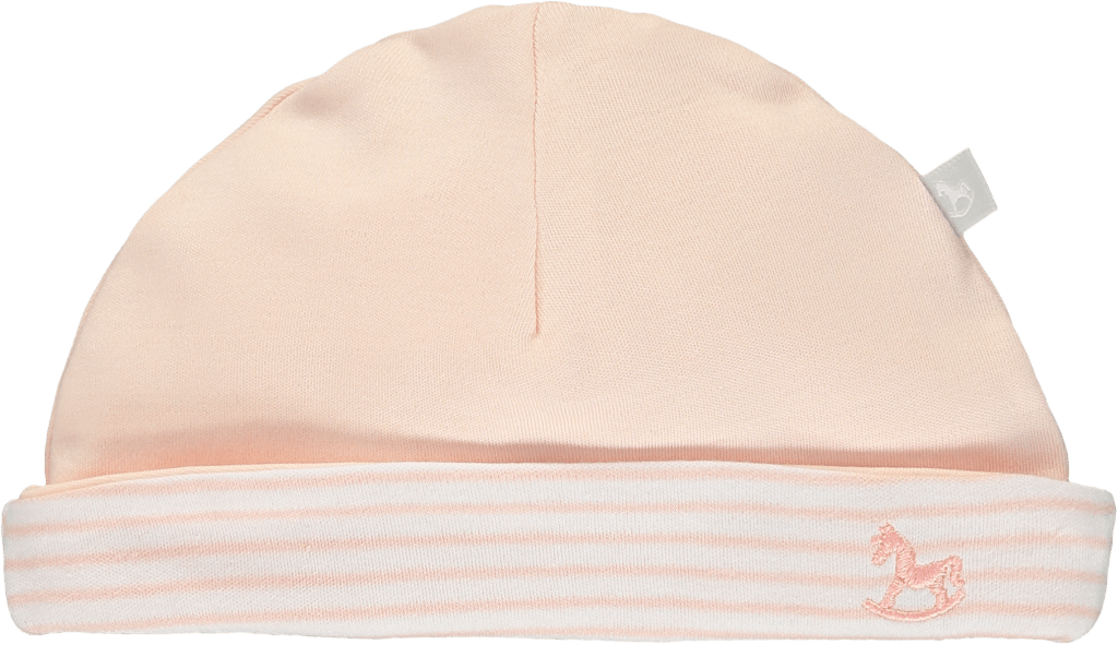 Bambinista-THE LITTLE TAILOR-Accessories-2 Pack Soft Jersey Hats - Pink
