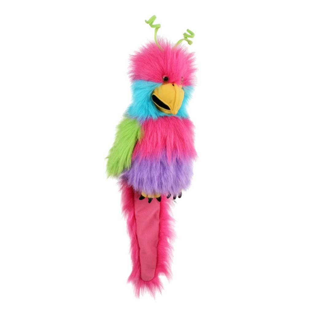 Bambinista-THE PUPPET COMPANY-Toys-Baby Birds Puppet Bird of Paradise