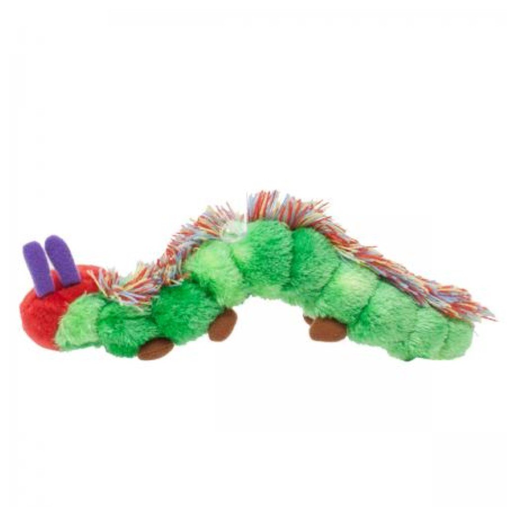 Bambinista-THE VERY HUNGRY CATERPILLAR-Toys-The Very Hungry Caterpillar Bean Toy