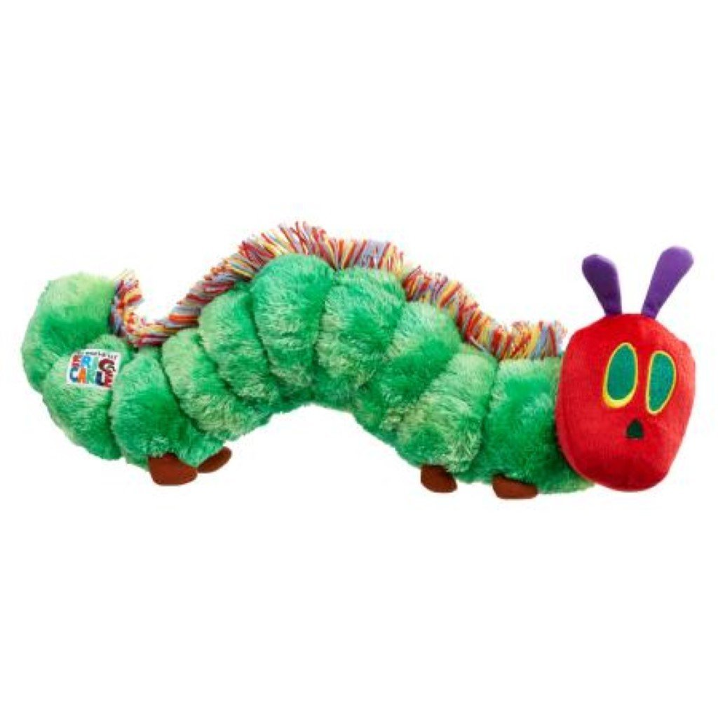 Bambinista-THE VERY HUNGRY CATERPILLAR-Toys-The Very Hungry Caterpillar Large Plush